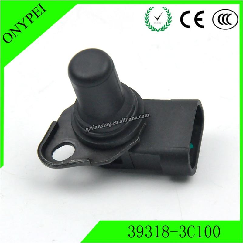 2013 Hyundai Azera Camshaft: 39318 3C300 39318 3C100 Camshaft Position Sensor For