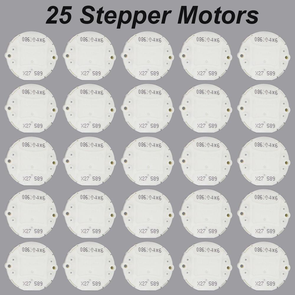 25P lot X27 589 Steper Motor For Ford Mustang Stepper Motor Speedometer Gauge Santana 3000 LaCrosse