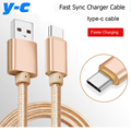 For ZTE Nubia Z11 Mini USB 3.1 Type-C Cable 100% New Micro USB Wire Adapter For Xiaomi Mi 5S Plus/For Sony  Xperia XZ