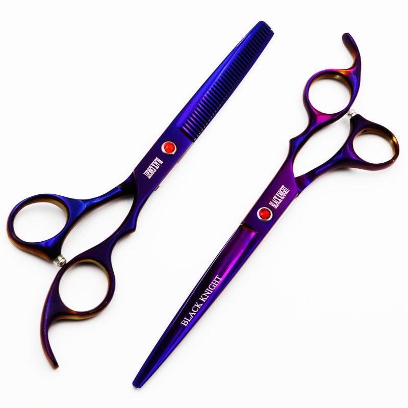 para cabeleireiro profissional, roxa, para animais de estimação
