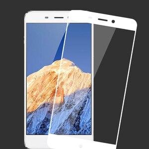 Image 4 - 2 יחידות 3D מזג זכוכית עבור ZTE נוביה N1 מלא מסך כיסוי פיצוץ הוכחה מסך מגן סרט עבור NX541J 5.5 inch
