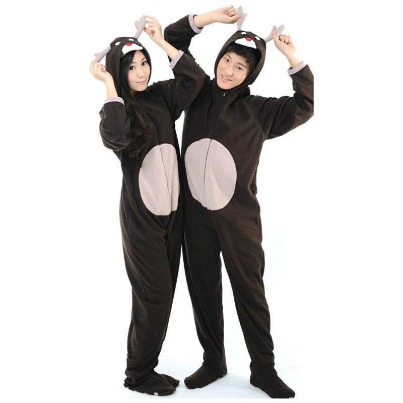 Online Get Cheap Adult Size Footed Pajamas -Aliexpress.com ...