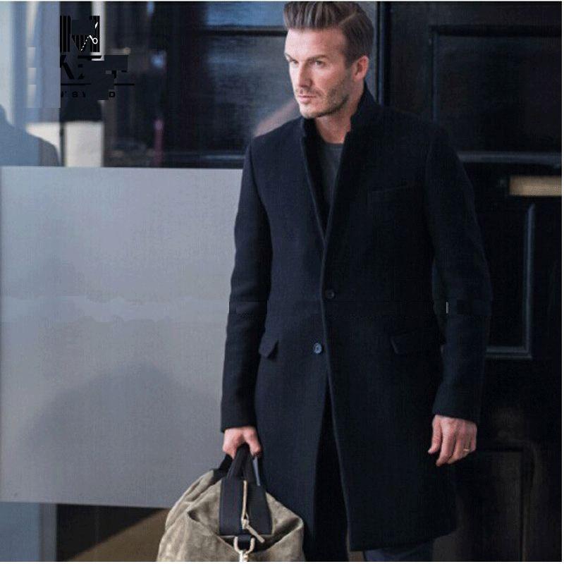 Popular Mens Woolen Coat-Buy Cheap Mens Woolen Coat lots from ...
