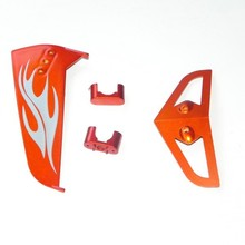 Wholesale Syma S31 S031 RC Helicopter Spare Parts Orange col