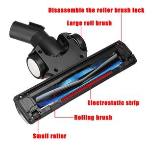 Image 4 - 32mm Universal Vacuum Cleaner Brush Floor Cleaner Head Air Driven Vacuum Carpet Brush For Dyson DC52 DC58 DC59 V6 DC62