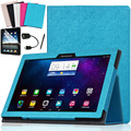 Leather Cover Case For Lenovo TAB 2 A10-70 A10-70F / TAB2 X30F X30M / TAB 2 A10-30 10.1 Tablet Flip Stand Cover Protective Shell