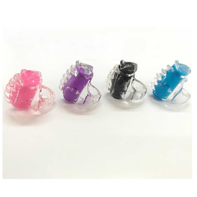 ... Mini Finger Vibrators Clitoris Stimulate Tongue Vibrator Sex Product  G-spot Oral Licking Sex Toys ...