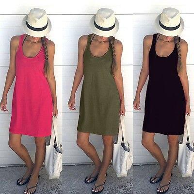 Летнее женское БЕЗРУКАВНОЕ Бандажное обтягивающее для вечеринки коктейльное пляжное мини-платье