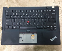 New Original for Lenovo ThinkPad X1 Carbon 5th 2017 Palmrest Keyboard Bezel Upper Case Cover Backlit