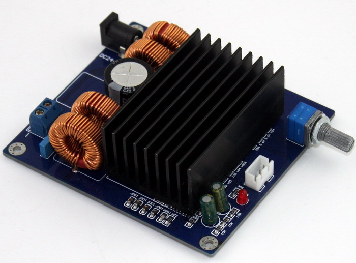 Free-Shipping-TDA7498-150W-1-Class-D-Amplifier-Board-High-Power-Amplifier-Board-Want-good-quality