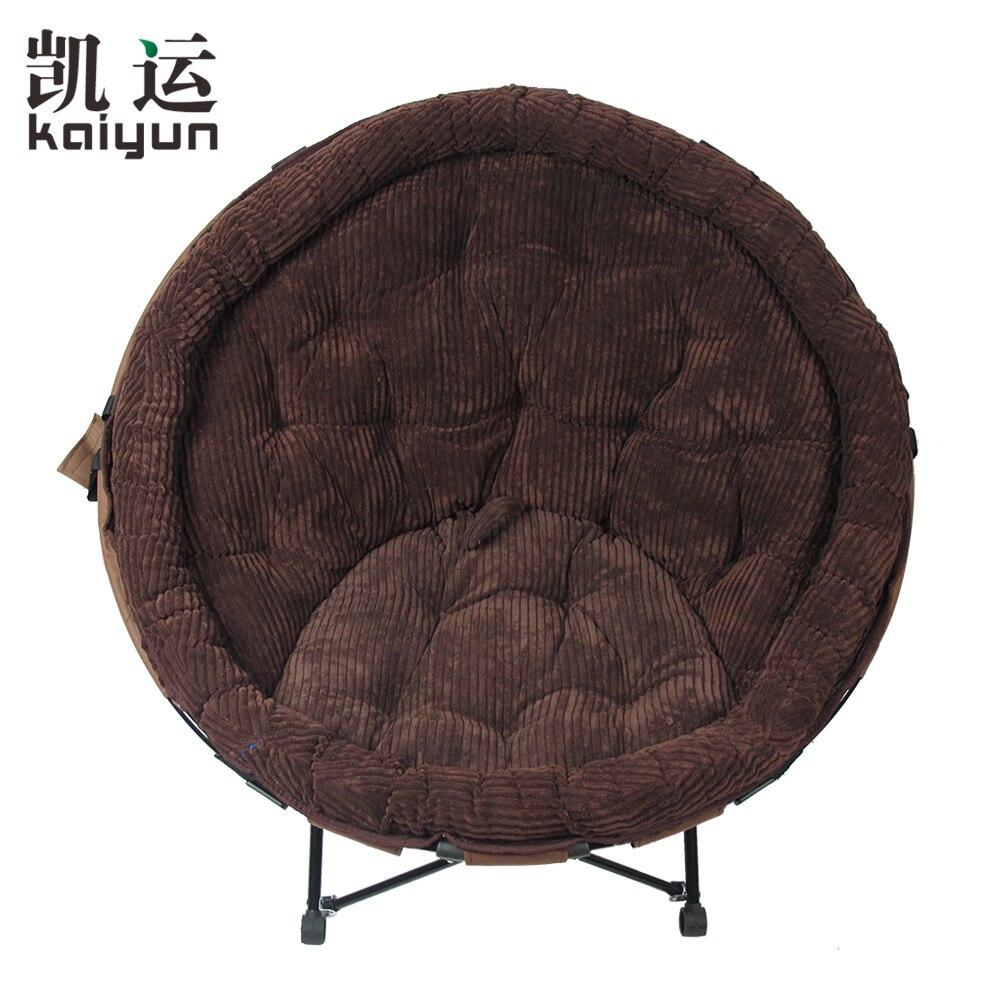 Moda de gama alta sillón reclinable silla plegable rey luna IKEA ...