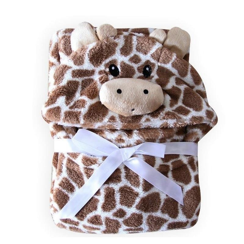 mantas para bebés recién nacidos swaddle encantador estilo animal - Ropa de cama