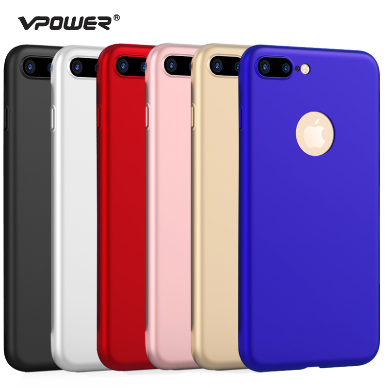 Iphone 7 PLUS VPOWER Ultra Thin 360- ի ամբողջական - Բջջային հեռախոսի պարագաներ և պահեստամասեր - Լուսանկար 1