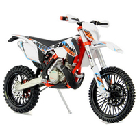 1 12 KTM Motocross Mountain Eagles Car Model Simulation Alloy Frame Ornaments Collection