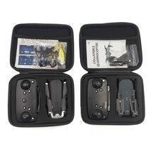 Sert saklama çantası için EACHINE E58 X12 M69 M69S RC Drone ve aksesuarları taşınabilir taşıma çantası kapak su geçirmez koruyucu durumlarda