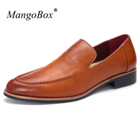 MangoBox Casual Sneakers Young Slip On Designer Shoes For Mans Black Red Brown Men Loafers Convenient