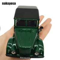 GAZ 69A Model 1 43 Scale Altaya Jeep Diecast Model Car Toys Collection Gift For New
