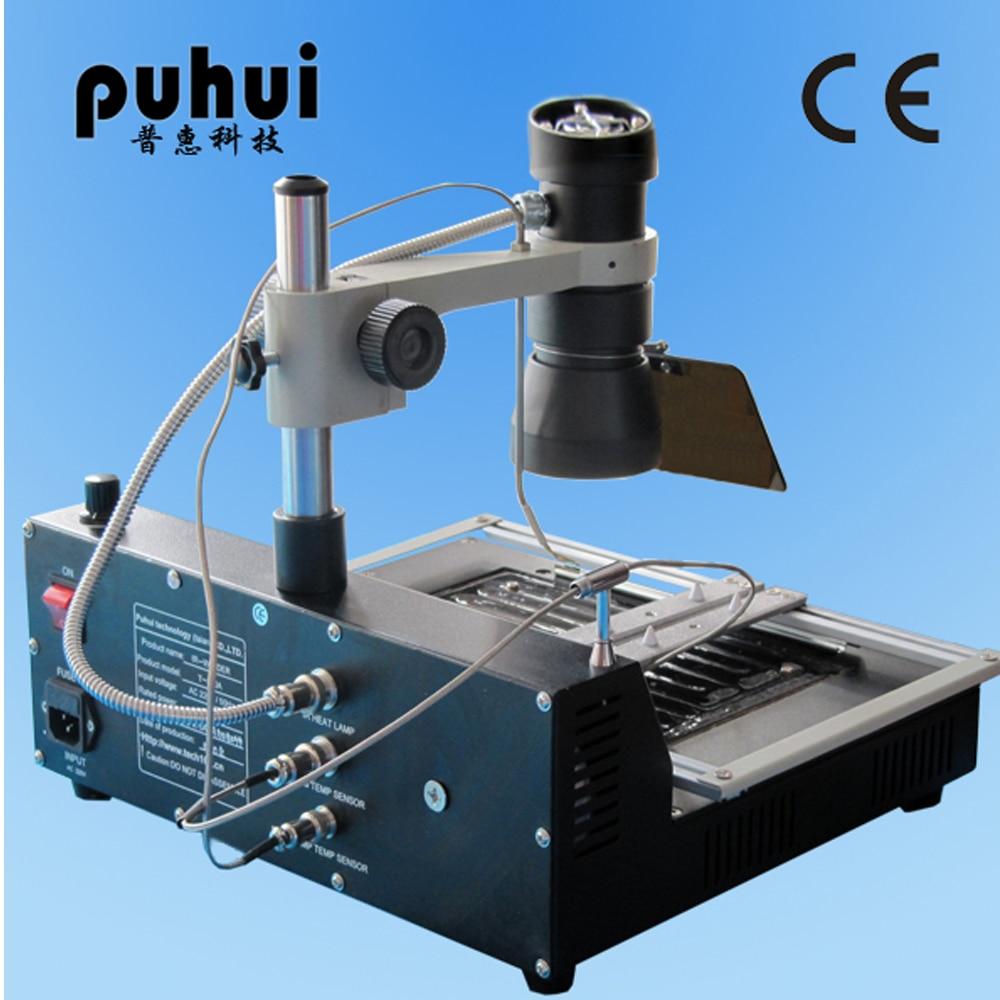 Įgaliota PUHUI T-870A BGA IRDA suvirintojo infraraudonųjų litavimo - Suvirinimo įranga - Nuotrauka 3