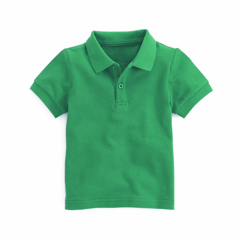 VIDMID Summer boys girls kids polo Shirts children classic Sport tees short sleeve t-shi ...