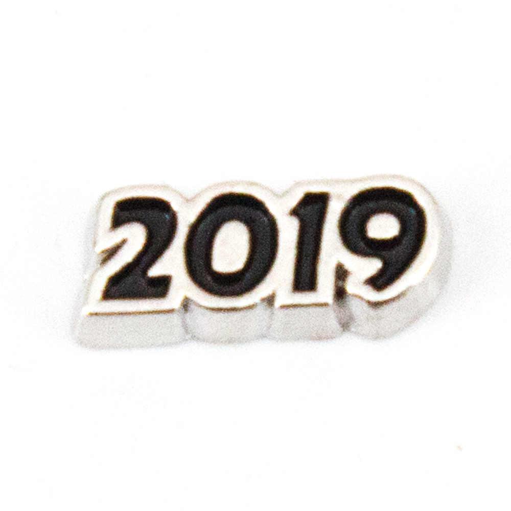 10 шт. Mesinya черная эмаль 2019 количество на заказ переливающиеся амулеты для стеклянного медальона