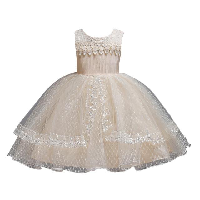 6a32fb4d2 European Designer Vintage Sweet Childrens Promgirl Short Party Dress ...