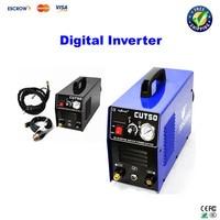 Free Shipping CAL Electric Plasma Cutter NEW 50AMP CUT50 Digital Inverter