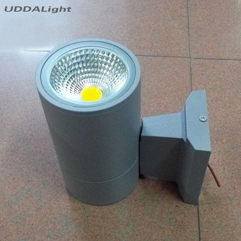 Led-lampen Kreativ Garten Wand Lampe 3 W 5 W 7 W Outdoor Wand Licht Cob Led Dia65mm 30% Off Durch Wissenschaftlichen Prozess