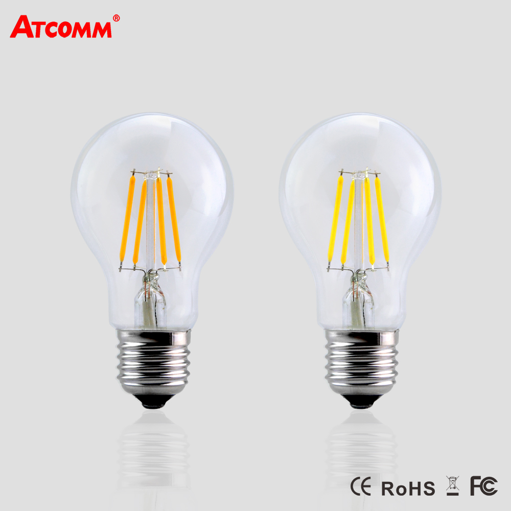 e27 led filament bulb g45 a60 110v 220v 2w 4w 6w 8w. Black Bedroom Furniture Sets. Home Design Ideas