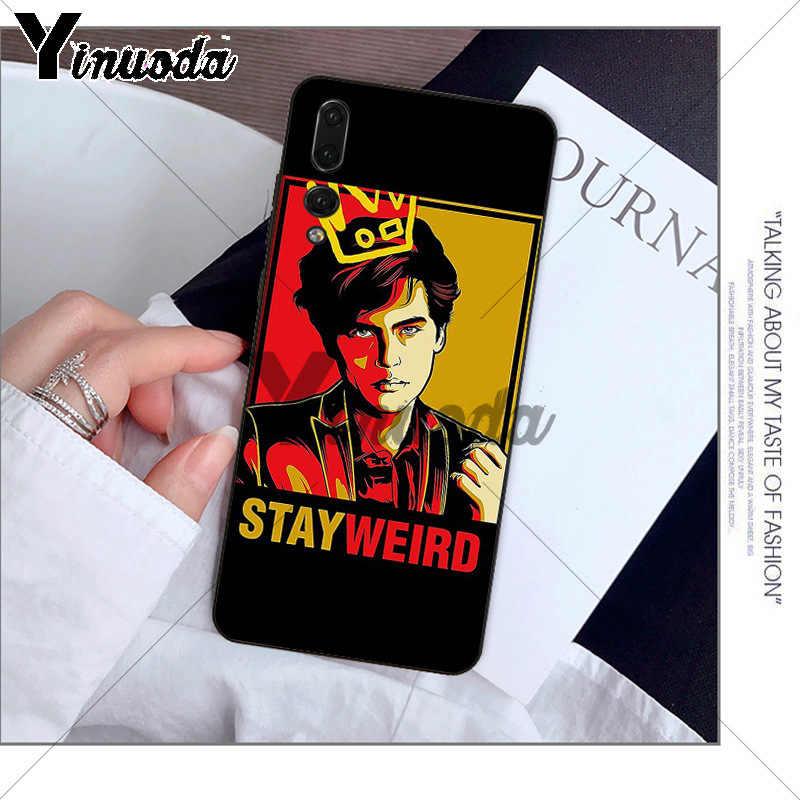 Yinuoda American tv riverdale Jughead Jones Phone Case for Huawei P10 plus 20 pro P20 lite mate9 10 lite honor 10 view10