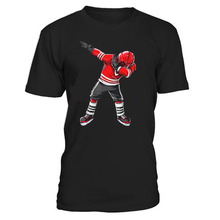 COLDINDOOR Cotton O-Neck T-Shirts for ice Hockey High quality free shipping Vintage Short-Sleeve Mens Shirt TS1821