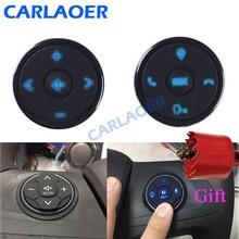 Универсальный Автомобильный руль пульт дистанционного управления 10 кнопочный Музыкальный беспроводной DVD GPS навигация Радио пульт дистанционного управления кнопки