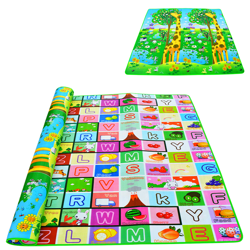 Toys Developing Mat Educational Puzzle Eva Foam Baby Play Mat Gift Activity Carpet Soft Floor Children