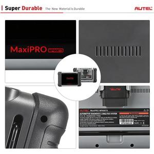 Image 5 - Autel MaxiPRO MP808TS אבחון כלי רכב סורק Bluetooth WIFI TPMS כלי מתכנת חיישן PK MK808 MK808TS AP200
