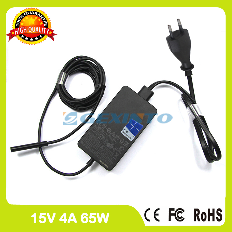 15V 4A 65W Charge AC adapter For Microsoft Surface Pro 4 Surface Book tablet 1706 power supply with 5V usb port 15v 4a 65w ac adapter power supply tablet pc charger for microsoft surface book pro 4 1706 brand new eu or us plug
