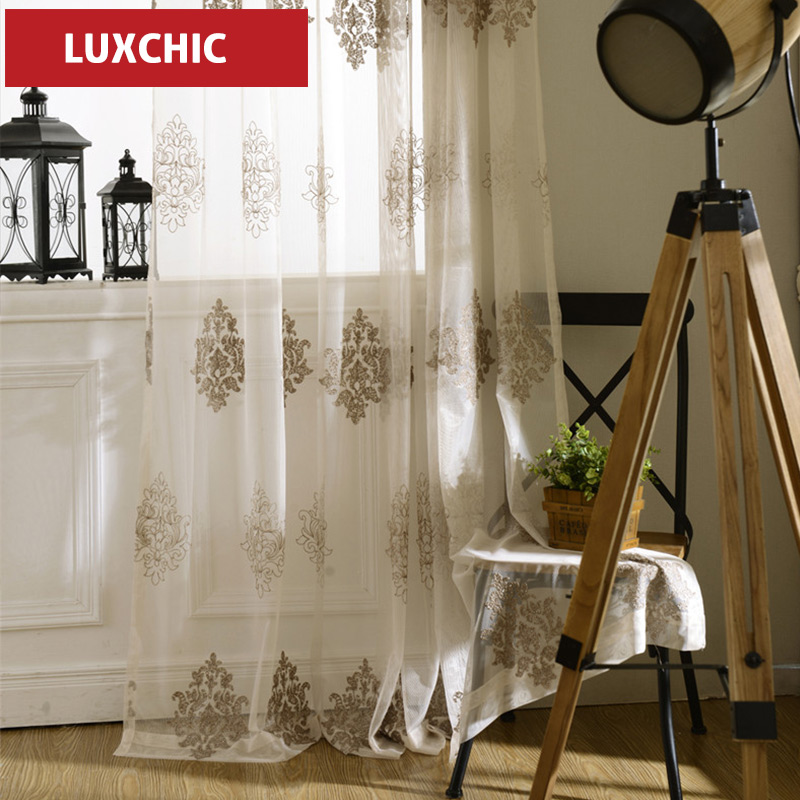 2016 Hot Sale Japan Solid Tulle Curtains For Living Room