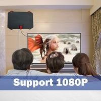 dvb digital Eoth רווח מקורה 25dBi Digital DVB-T / FM פריוויו אוויר PC אנטנה פעילה טלוויזיה אנטנות אלחוטיות לטלוויזיה HDTV 1080P דיגיטלי (5)