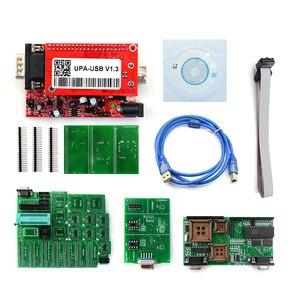 Image 5 - 最高 qualityupa 2019 upa usb プログラマ診断ツール UPA USB ecu プログラマ upa usb V1.3 フルアダプタ