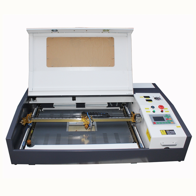 Co2 laser machine free shipping 80w laser engraving machine 220v 110V CNC laser cutting machine 460 desktop engraving machine in Wood Routers from Tools