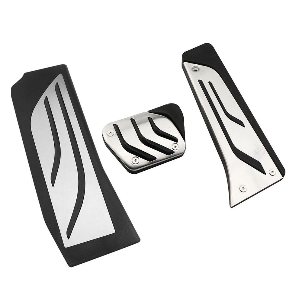 Freno del coche del Pedal del acelerador Pedal resto placa para BMW 5 Series 520d 520i 525i 528i 530i 525xi 530xi 540 2017 2018