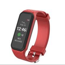 2017 Реальная Мода Smart Браслет X2 с Bluetooth фитнес-трекер для здоровья сердца ratesleep Монитор калорий водонепроницаемый