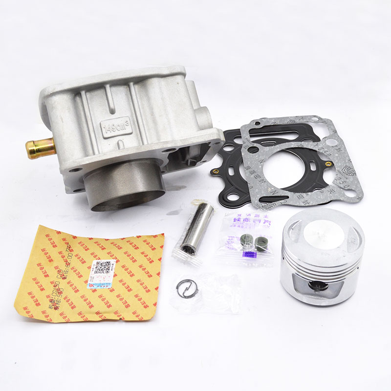 цена на Motorcycle Cylinder Piston Ring Gasket Kit 62mm for Yinxiang YX150 YX 150 150cc Water-cooled Engine Spare Parts