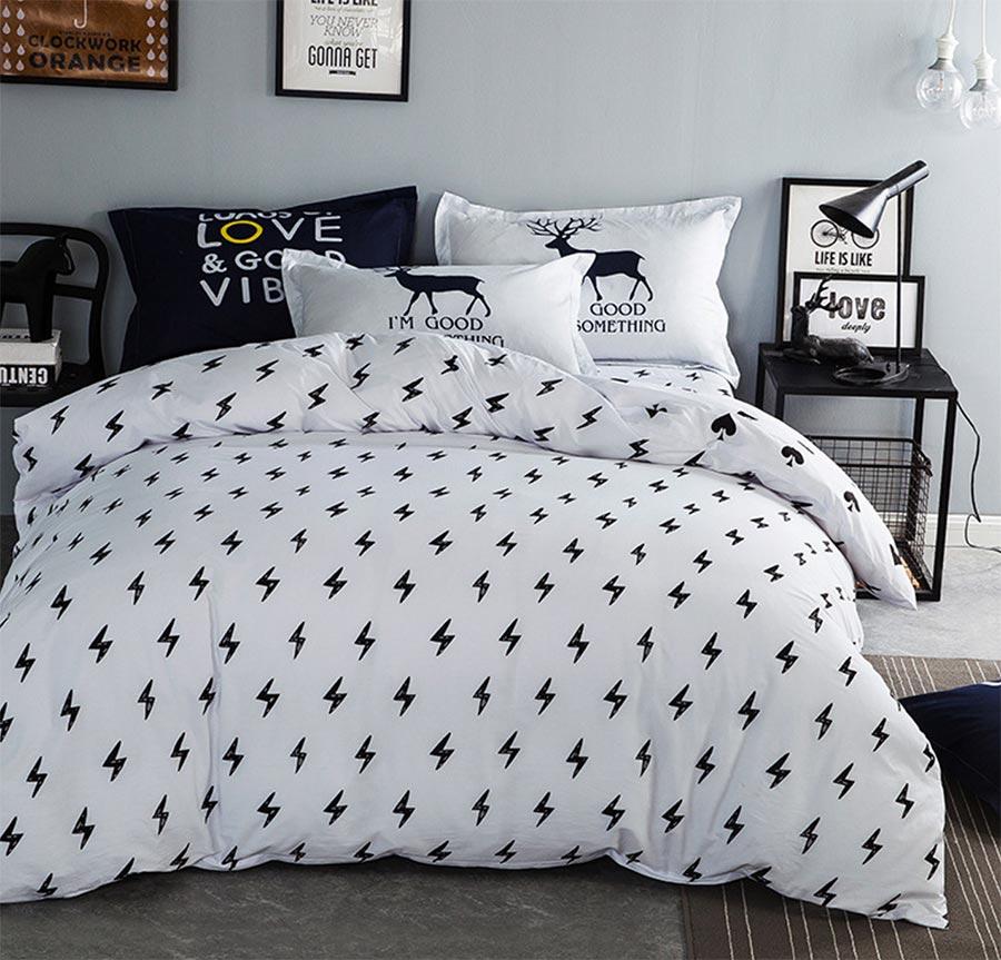 Cute cartoon cool bedding set teen child kid,full queen cotton character  double home textiles flat sheet pillowcase duvet cover