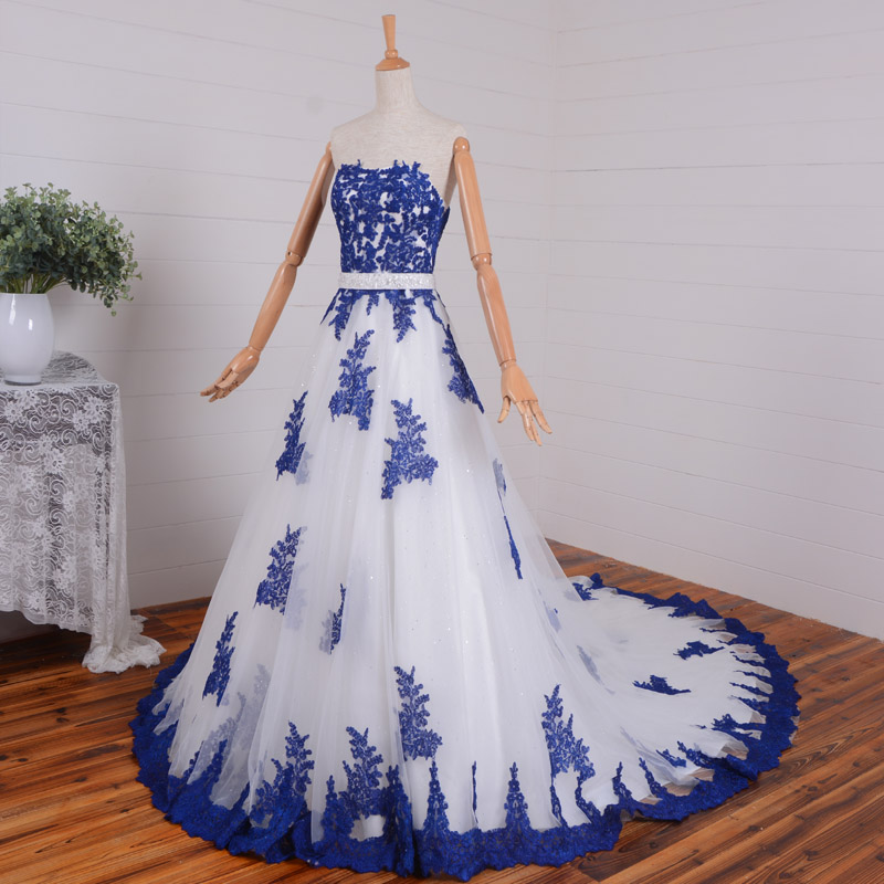 Discount Designer Wedding Gowns: Aliexpress.com : Buy New Arrival Designer Applique Beading