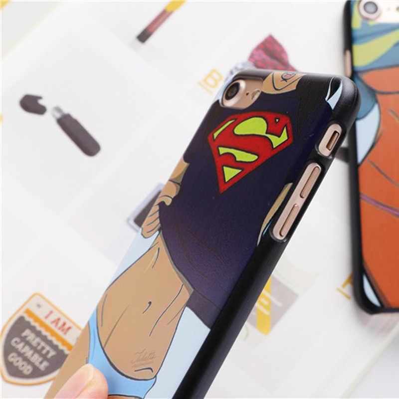 Модные сексуальные чехол для iphone 7 для девочек с надписями и граффити, жесткие чехлы для телефонов с волнистыми точками для iphone 8, 7, 6, 6 S, 5, 5s, SE, 4, 4S