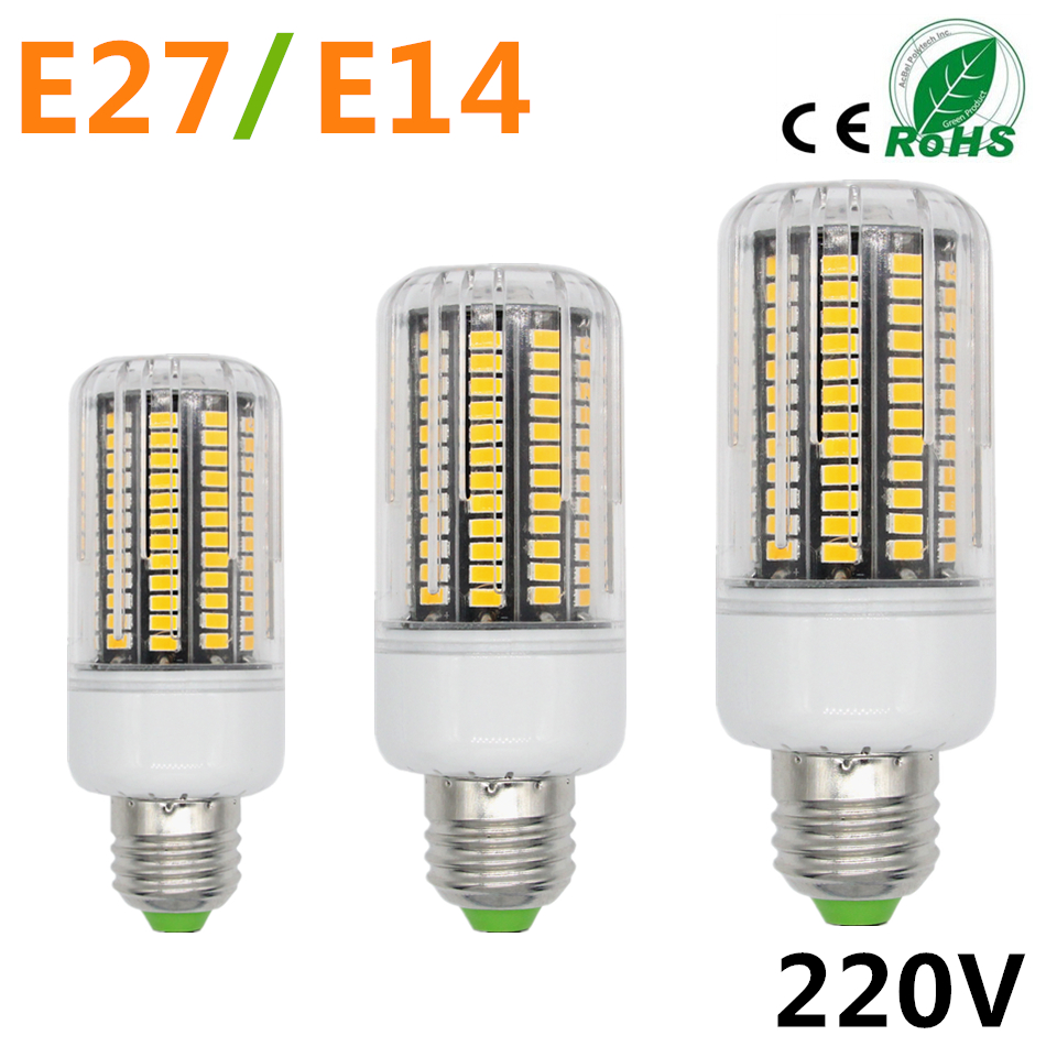 New smd 5733 lampada led lamp e27 220v 3w 4w 5w 7w 8w 10w for Lampade e27 a led