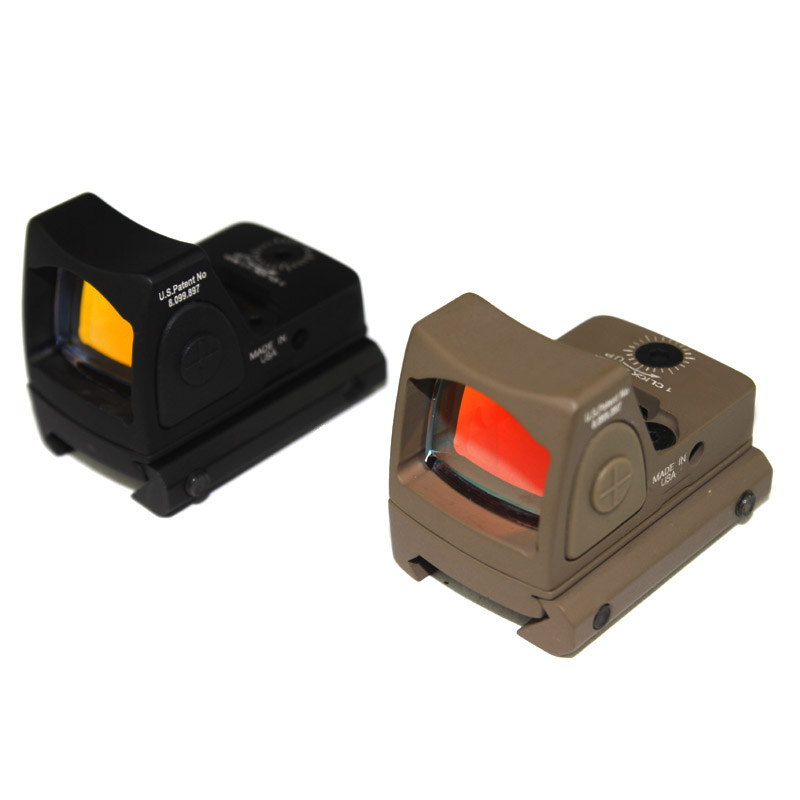 High Quality Tactical Hologram RMR Red Dot Sight For 20mm Picatinny Rail Mount