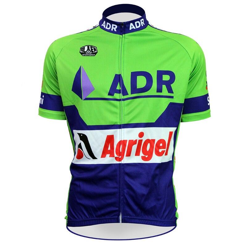New ADR Agrigel Cycling shirt bike equipment Mens Cycling Jersey Cycling Clothing Bike Shirt Size 2XS TO 5XL ILPALADIN