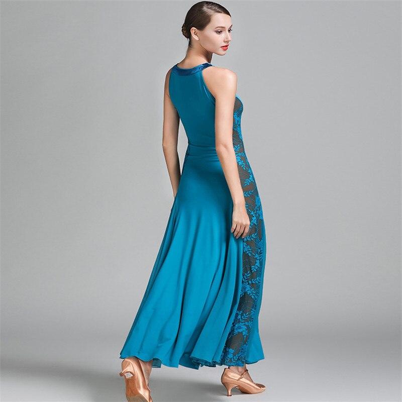 Standard Ballroom Dance Dresses Original New Product Soft Velvet Fringe Flamenco Dance Costumes Performance Practice Dance Wear