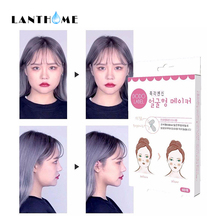 Invisible Thin Face Artifact Stick Facial Sticker Medical Tape Lift Chin V Face Maker Makeup Small-Face Lift Tools 1box 40pcs
