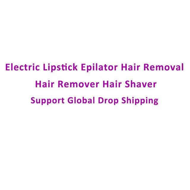Mini Elektrikli Yüz Vücut Bacaklar Kaşlar Saç Çıkarıcı Epilatör Mini Kaş Tıraş Makinesi Anında Ağrısız Taşınabilir Epilatör Dropshipping